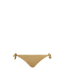 BIONDI | Carmel Tie-Side Bikini Briefs