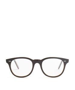 CUTLER & GROSS   1222 Oval-Frame Glasses