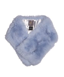 LILLY E VIOLETTA | Fox-Fur Scarf