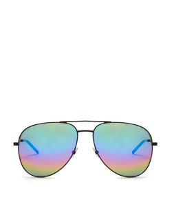 Saint Laurent | Aviator Metal Sunglasses