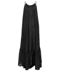 KALITA | Brigitte Silk-Habotai Maxi Dress