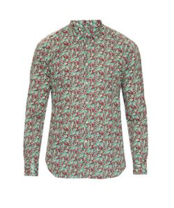 Bevilacqua | David Floral-Print Cotton Shirt