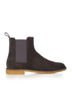 Bottega Veneta | Suede Chelsea Boots