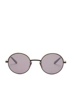 GARRETT LEIGHT | Seville 48 Round-Frame Sunglasses