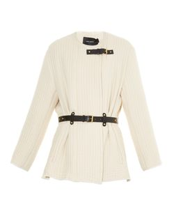 Isabel Marant | Glasco Belted Quilted Jacket