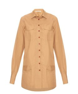 MAFALDA VON HESSEN | Safari Cotton Dress
