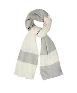 Denis Colomb   Angkorwat Cashmere And Silk-Blend Scarf