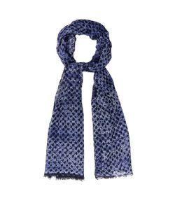 Denis Colomb   Shibori Toosh Tie-Dye Cashmere Scarf