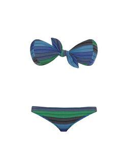 Lisa Marie Fernandez | Poppy Striped Bandeau Bikini
