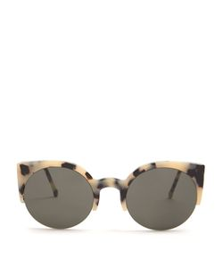 RETRO SUPER FUTURE | Lucia Puma Cat-Eye Sunglasses