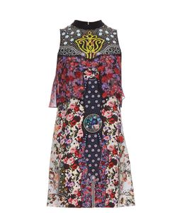 Mary Katrantzou | Valentina Floral Silk Dress