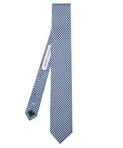 MATHIEU JEROME | Panama-Jacquard Silk Tie