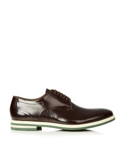 ARMANDO CABRAL | Varick Leather Derby Shoes