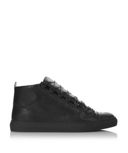 Balenciaga | Arena Python High-Top Trainers