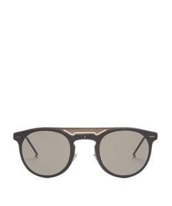 DIOR HOMME SUNGLASSES | Dior0211s Round-Frame Sunglasses