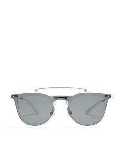 Valentino | Rockstud-Embellished D-Frame Sunglasses