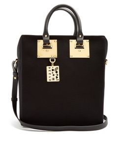 Sophie Hulme | Cromwell Mini Canvas Tote