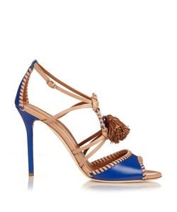 MALONE SOULIERS | Ruth Tassel Leather Sandals