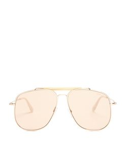 Tom Ford | Connor Aviator Sunglasses