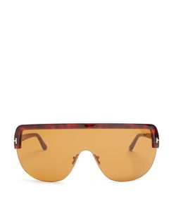 Tom Ford | Angus Shield Sunglasses