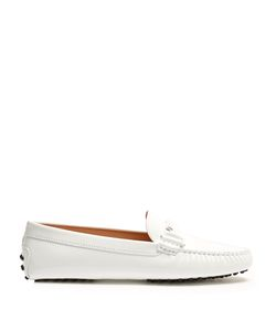 Tod'S | Gommini T-Bar Patent-Leather Loafers