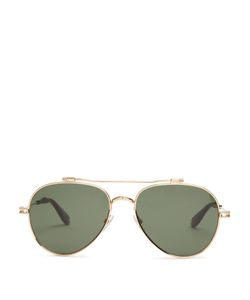 Givenchy | Aviator Metal Sunglasses