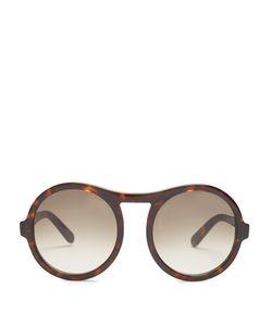 Chloe | Large Round-Frame Sunglasses
