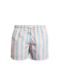 Solid & Striped | The Classic Las Brisas Stripe-Print Swim Shorts