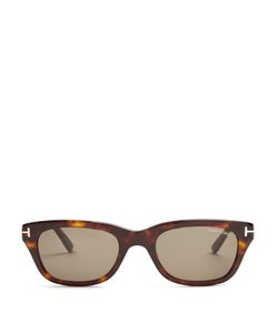 Tom Ford Eyewear | Snowdon Acetate Sunglasses