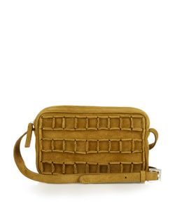 TOMASINI  PARIS | Suede Cross-Body Bag