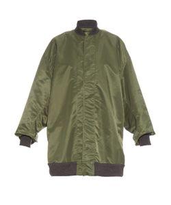 YOHJI YAMAMOTO REGULATION | Long Bomber Jacket