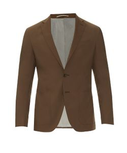 AC CANTARELLI | Patch-Pocket Cotton Blazer