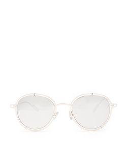 DIOR HOMME SUNGLASSES | Dior0210s Round-Frame Sunglasses
