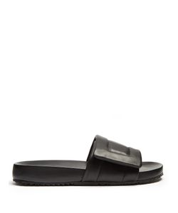 Maison Margiela | Quilted Leather Slides