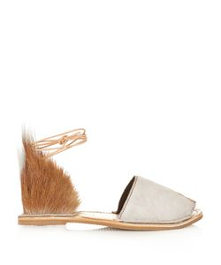 BROTHER VELLIES | Congo Wraparound-Ankle Sandals