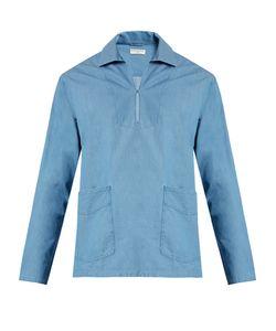 Éditions M.R   Sailor Cutaway Cotton Shirt