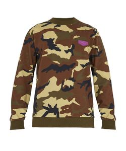 Givenchy | Camouflage-Print Cotton Sweatshirt