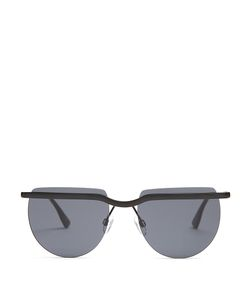 Le Specs | Mafia Moderne Flat-Top Sunglasses