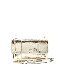 Lanvin | Sugar Mini Snakeskin Cross-Body Bag