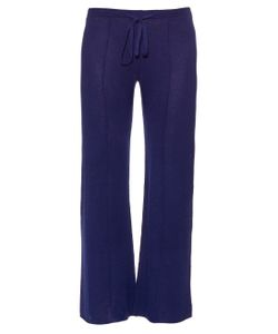 Denis Colomb   Garbo Cashmere And Silk-Blend Trousers