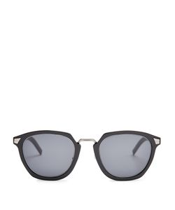 DIOR HOMME SUNGLASSES | Tailoring 1 D-Frame Sunglasses