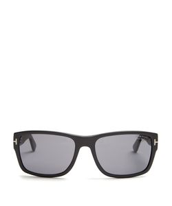 Tom Ford Eyewear | Mason Rectangle-Frame Sunglasses