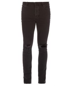 NEUW DENIM | Hell Distressed Skinny Jeans