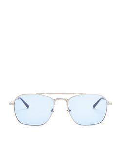 Matsuda   Rectangle-Frame Sunglasses