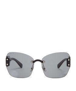 Miu Miu | Butterfly-Frame Sunglasses