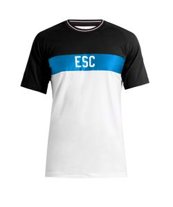 EVERY SECOND COUNTS | Start Line Logo-Print Cotton T-Shirt