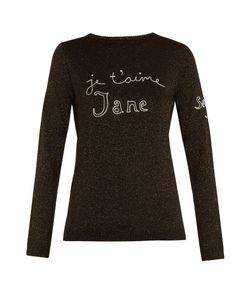 Bella Freud | Je Taime Jane Wool-Blend Sweater