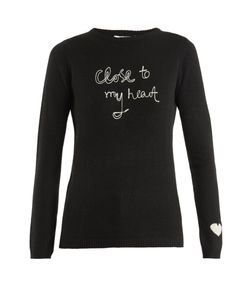 Bella Freud | Close To My Heart Cashmere Sweater
