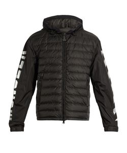 Moncler O | Tablier Hooded Down Jacket
