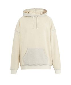 Maison Margiela | Reversible Cotton Terry-Towelling Sweatshirt